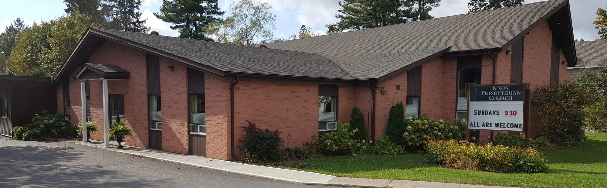 Knox Presbyterian Church –  Bracebridge
